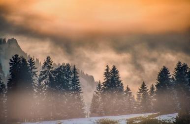 Napsütés után hóesés: nagyon fura idő lesz az ország egyes részein vasárnap