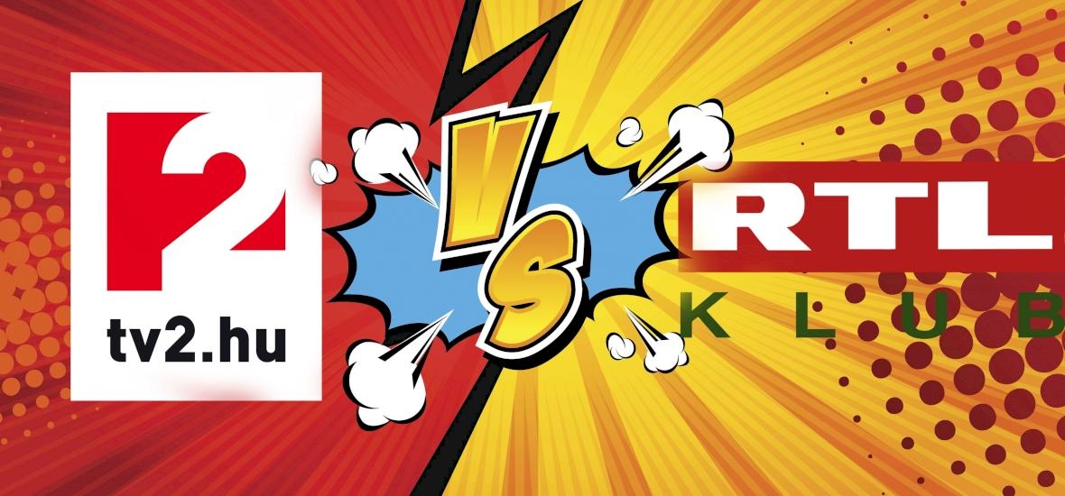 Meg vannak számlálva az RTL Klub napjai? A TV2 már a tenyerét dörzsöli