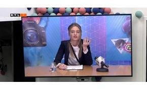 VV10: a villalakók szétröhögték magukat VV Virág híradóján – videó