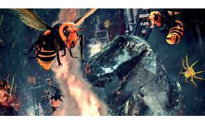 Ha ma csak egy dolgot nézel meg, akkor az ebolás T-Rex és a gyilkos darazsak összecsapása legyen az – előzetes