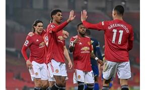 Kilenc gól volt a meccsen, de mindet a Manchester United lőtte – videó