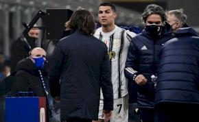 Cristiano Ronaldót nem lehet lecserélni?