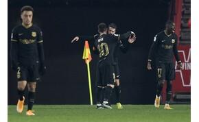 Messi zseniálisan focizott a Barcelona őrületes kupameccsén – videó