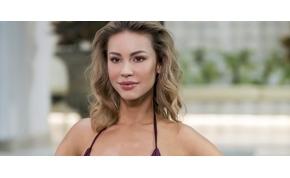 Kínos szexjelenetéről mesélt a luxusfeleség