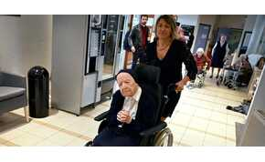 A világ második legidősebb embere is elkapta a koronavírust, de felgyógyult