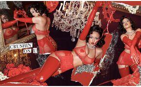 Rihanna újra ledobta a melltartóját, és milyen jól tette – válogatás