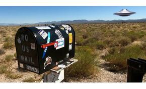 Eladó az UFO-észlelésekről híres 51-es körzet melletti farm