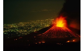 Hatalmas erővel tört ki az Etna – videó