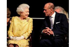 Kórházba került a 99 éves Fülöp herceg