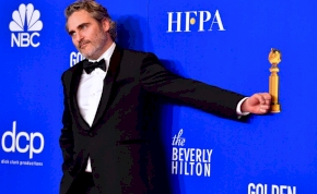 Joaquin Phoenix megint a Golden Globe közelébe kerül, de nem kapja meg