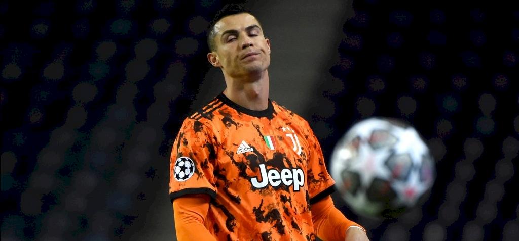 Ez a jelenet jól összefoglalja a Juventus szenvedését a Porto elleni BL-meccsen