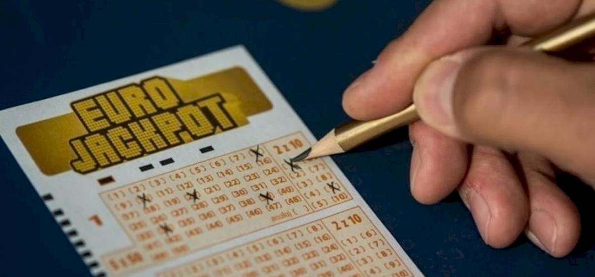 Eurojackpot: óriási vagyonra tesz szert, aki eltalálta az összes számot