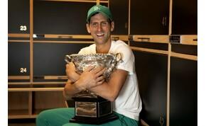 Djokovicnak olyan lesz az Australian Open, mint Nadalnak a Roland Garros?