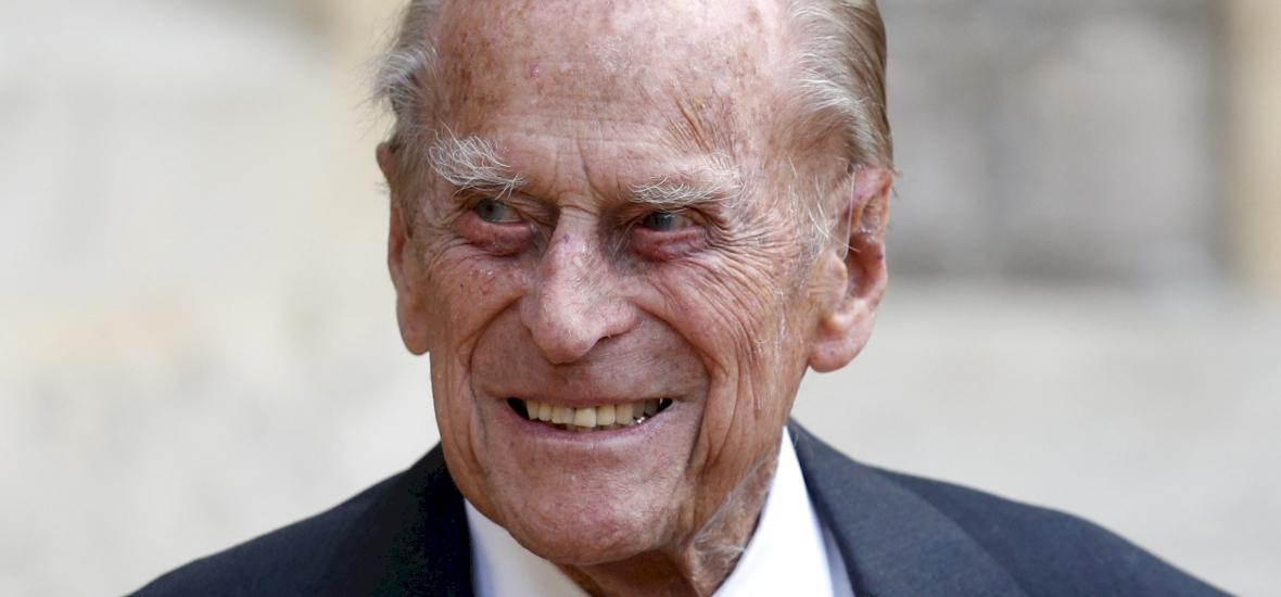 Vilmos elárulta, hogy van a nemrég kórházba szállított Fülöp herceg