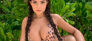 Kim Kardashian bikiniben, Demi Rose inkább meztelenül pózol – válogatás
