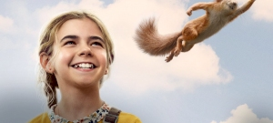 Flora & Ulysses: a Disney szuperhőst csinált egy cuki mókusból – kritika