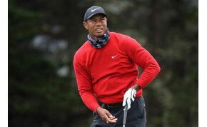 Súlyos autóbalesetet szenvedett Tiger Woods – Csoda, hogy életben van
