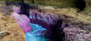 """Lélegzetelállító látvány, de veszélyes is a """"vattacukor barlangok"""" közelébe menni"""