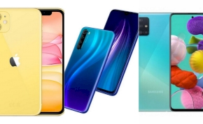 Ezek a telefonok taroltak 2020-ban