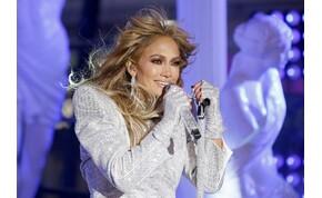 Jennifer Lopez majdnem meztelen testén úgy szétfeszült a ruha, hogy az internet fél órára elalélt a gyönyörtől - fotó