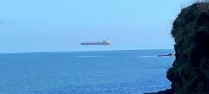 """""""Repülő"""" hajót fotóztak Anglia partjainál"""