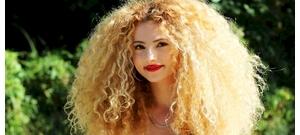 Opitz Barbi megszabadult a göndör hajától, most szinte felismerhetetlen – fotó