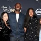 Kobe Bryant 18 éves lánya belevágott a modellkedésbe – fotók