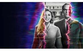 WandaVision-kritika: Marvel sitcom Skarlát Boszi módra