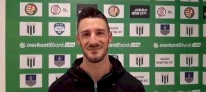 """""""Hát bevertem, mint a ló a lónak"""" – mondta góljáról a magyar focista"""