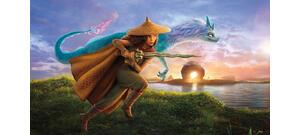 Raya és az utolsó sárkány-kritika: sárkányok tánca Kumandrában