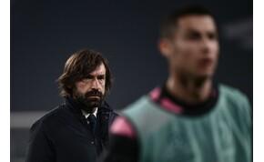 A Juventus bukása Pirlo állásába kerül?
