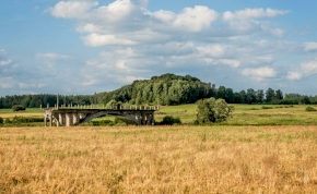 A sehová sem vezető híd - fotó