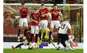 Két érvénytelen és egy érvényes gólt tudott szerezni az AC Milan a Manchester United ellen – videó