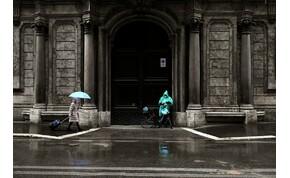 Elmossa az eső a hét utolsó napját – várható időjárás