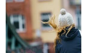 Az a fránya szél belerondít a szerdai időjárásba