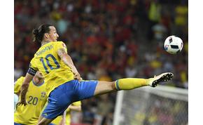 Zlatan Ibrahimovic újra felhúzza a címeres mezt