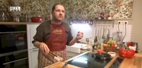 Lakatos Márk a világ egyik legdrágább húsát készítette el – videó