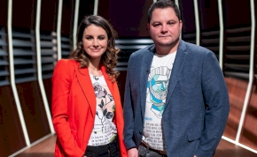 Szabó Erika visszatért az RTL Klub képernyőjére