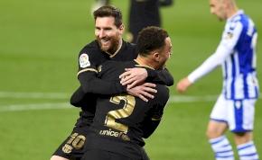 Elképesztő lista: Lionel Messi rekordjai a spanyol bajnokságban