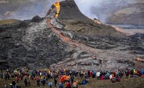 Kövesd élőben az izlandi vulkánkitörést!