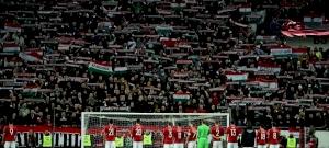 A magyar szurkolók kitettek magukért - így készült a Lengyelország elleni koreográfia
