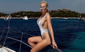 Labancz Lilla meztelen képet posztolt, közben az Exatlon lányai hiányos öltözetben szexiznek - válogatás