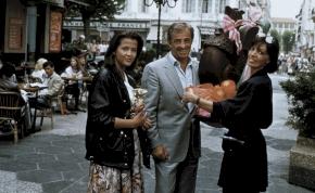 Jean-Paul Belmondo még húsvétkor is bunyózik, te pedig röhögsz rajta