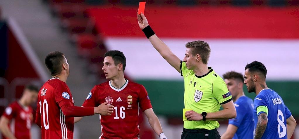 U21-es Eb: a románok rasszizmus miatt feljelentették a magyar csapatot