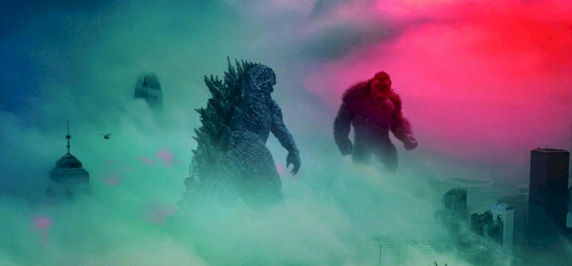 Godzilla és Kong gigantikus összecsapása máris megmentette a mozikat?