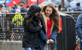 Időjárás: viharos széllel tart szünetet a tavasz