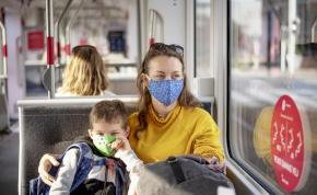Bejelentést tett a kormány: meddig kell még maszkot hordani?