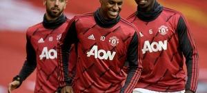 Egy pucér férfi zavarta meg a Manchester United Európa-liga meccsét -fotó