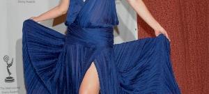 Gabriela Spanic olyan szoknyát vett fel, hogy lehetetlen nem belátni a lábai közé - brutálszexi fotó