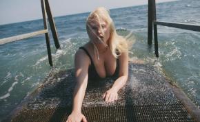 David Hasselhoff lánya plus-size modellként pózol a Playboyban – válogatás